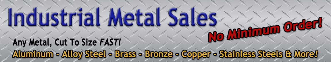 Buy Metals Online No Minimum Order